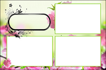 4072 - Spring Flowers