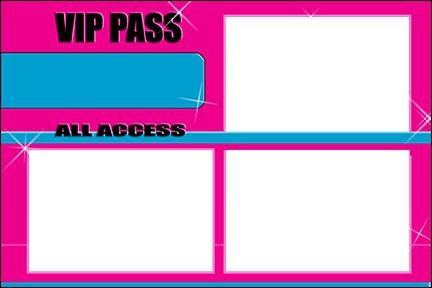 4080 - VIP Pass