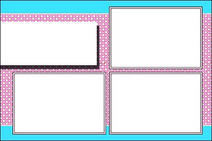 4096 - Pink-A-Dot