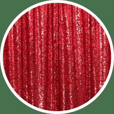 203 - Red Sequin - Enclosed
